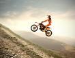 Fototapeten,sport,extrem,motocross,mann