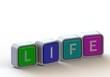 Cubes: life