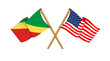 America and Republic of the Congo alliance and friendship
