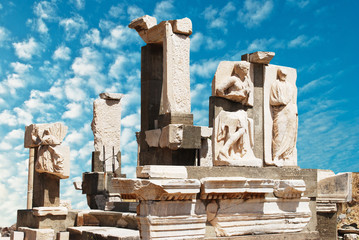Antiquity greek city - Ephesus.