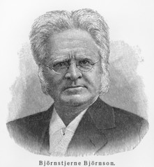 Bjornstjerne Bjornson