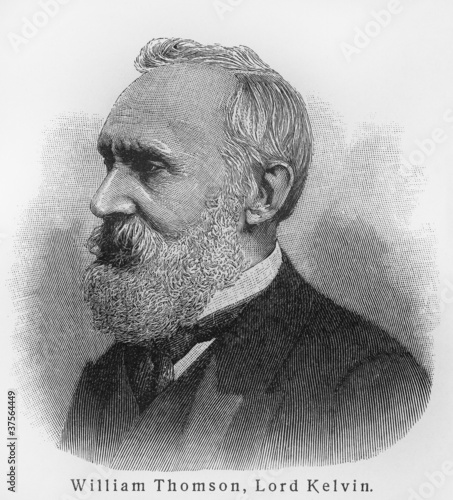 William Thomson 1st Baron Kelvin