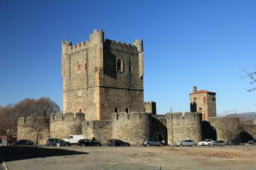Castillo Fortaleza de Braganza.