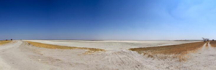 Panorama Salzwüste
