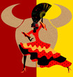 Spanish flamenco