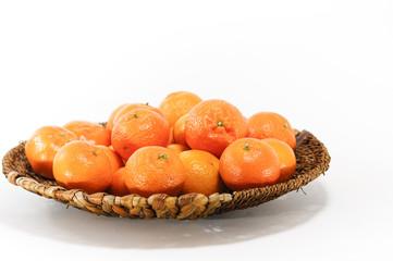 mandarinen schale