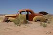 Autowrack in Namibia