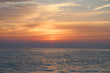 Sunset over St Pete Beach near St Petersburg Florida USA