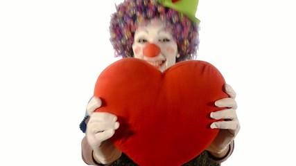 i clown hanno un grande cuore