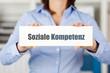 soziale kompetenz