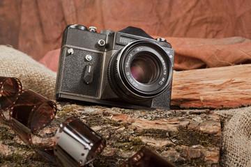 old fotocamera