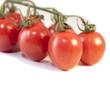grappe de tomates fraîches