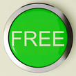 Free Button As Symbol For Gratuity Or Freebie