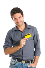 Credit card affection