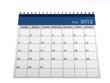 Calendar July 2012