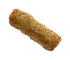 Single breakfast sausage