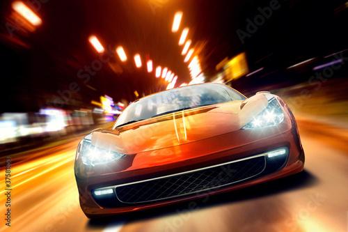 Fototapeten,tuning,sportwagen,autos,geschwindigkeit