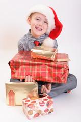 Christmas boy