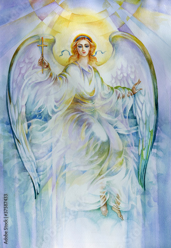 Painting Collection: Angel