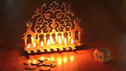 Jewish Holiday of Chanukah