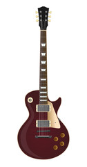 Wine Red Les Paul