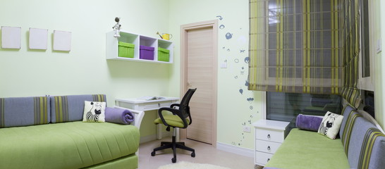 Children's room interior design