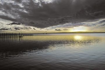 Lago El Saler Oscuro