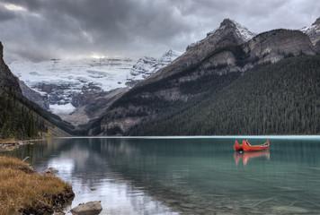 Lake Louise Glacier