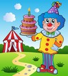 Clown theme picture 1