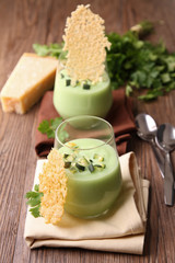appetizer, zucchini and parmesan
