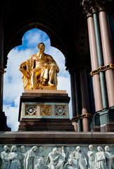 Albert Memorial, Kensington, London