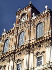 palazzo ducale di Modena, facciata