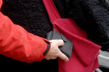 Taschendiebstahl Trickbetrüger