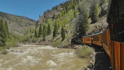 Eisenbahn, Arizona, USA