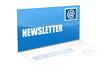 Newsletter mit at zeichen