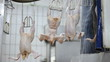 Food industry, chicken meat