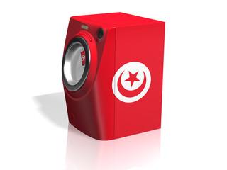 washing machine TUNISIA