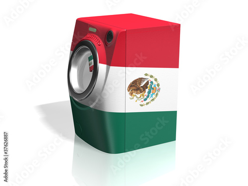 washing machine MEXICO