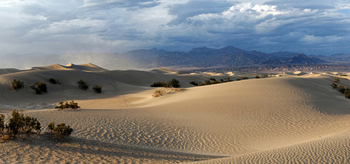 Death Valley, Mesquite Flat Dunes