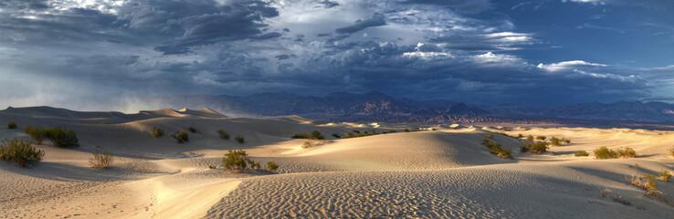 Death Valley, après la tempête