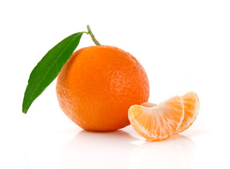 Fresh Tangerine Fruit
