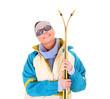 Skiing is fun!