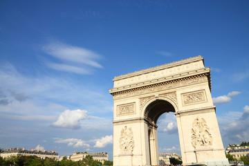 Paris - Arch of Triumph