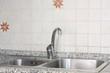 rubinetto e lavandino
