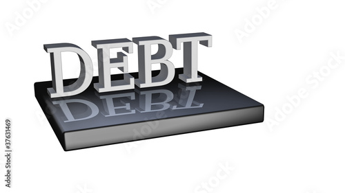 DEBT-GR-black-reflexion