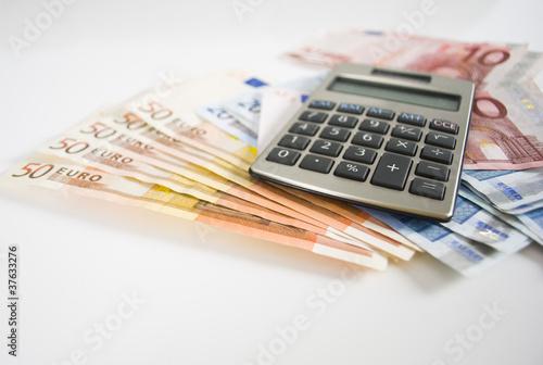 Geld & Taschenrechner