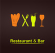 logo restaurant and bar