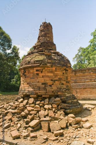 Temple of Muara Jambi.