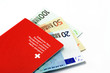 schweizerpass mit euro