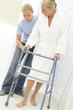 Aide à la personne - Déambulateur